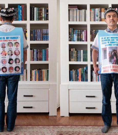 Leeft zijn familie nog? Zitten ze in kampen? Oeigoeir Abdurehim wil antwoorden: 'Ik vrees voor hun lot'