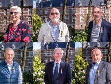 25 inwoners van Maas en Waal krijgen een lintje, drie van hen benoemd tot Ridder