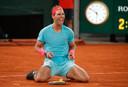 Rafael Nadal is op het gravel van Roland Garros al bijna zijn hele carrière onverslaanbaar.
