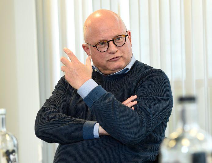 De Waalse minister van Begroting en Financiën Jean-Luc Crucke.