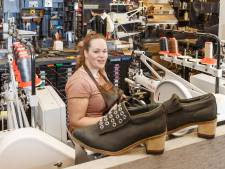 Wiljanne uit Dedemsvaart scoort 'goud' bij vakwedstrijd voor schoenmakers