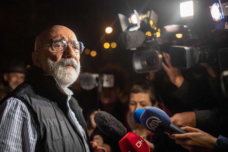 Ahmet Altan Beeld AFP