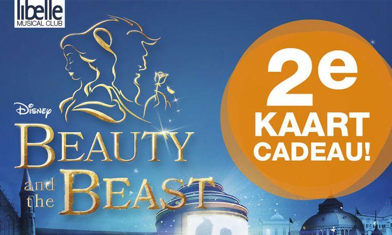 Laat je veroveren door de musical Beauty and the Beast