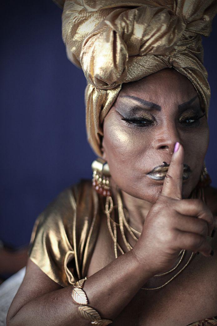 Elza Soares, door de BBC in 2000 uitgeroepen tot zanger van het millennium,