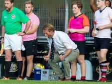 Rugbycoach Barro Kessler: 'Ik heb ze afgebuffeld, ze hebben kotsend over het hek gehangen'