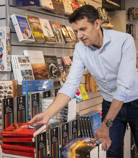 Boekhandelaar in de Achterhoek heeft het weer lekker druk, in de bieb is het wat rustiger