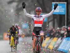 David van der Poel wint Zilvermeercross in Mol