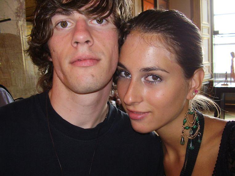In 2006 in Parijs met Nikki Beeld