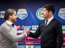 Willem II pakt een punt in Groningen