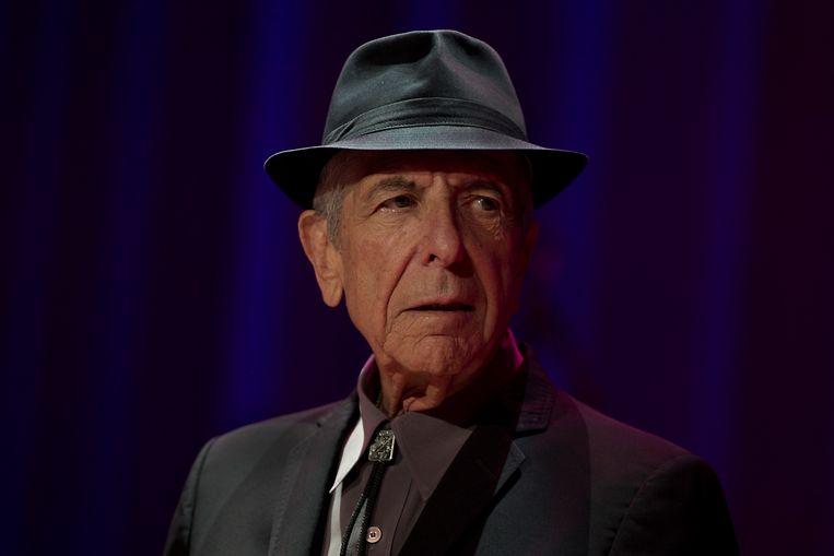 Leonard Cohen. Beeld ANP Kippa