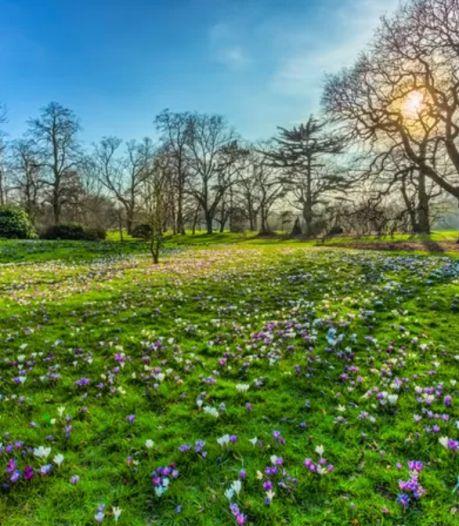 Voorlopig laatste lentedag in Brabant, vanaf morgen wordt het koud