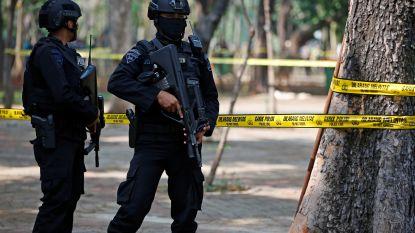 Twee soldaten gewond na granaatexplosie in Jakarta