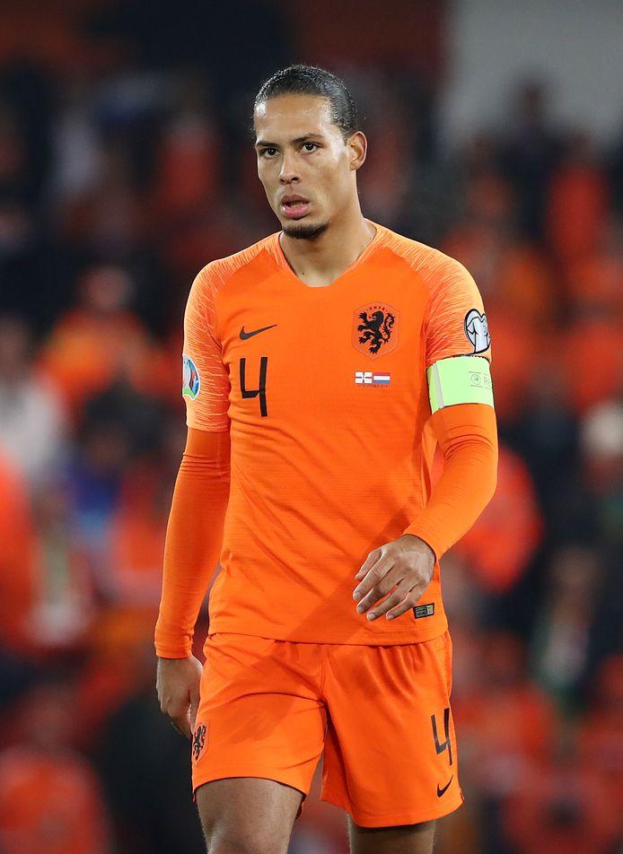 Virgil van Dijk.