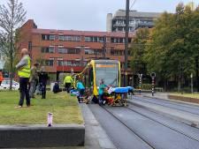 Vrouw aangereden door tram bij halte Padualaan, tramverkeer tussen CS en Science Park weer op gang