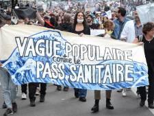 Tienduizenden Fransen demonstreren opnieuw tegen coronapas