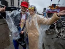 Carnavalsvierders trotseren wind en regen voor hét feest van het jaar
