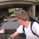 Vlogger die op trein springt toont berouw, Veolia doet aangifte