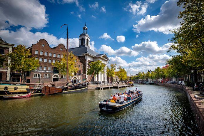 Schiedam krijgt drie openbare aanlegsteigers in de binnenhavens.