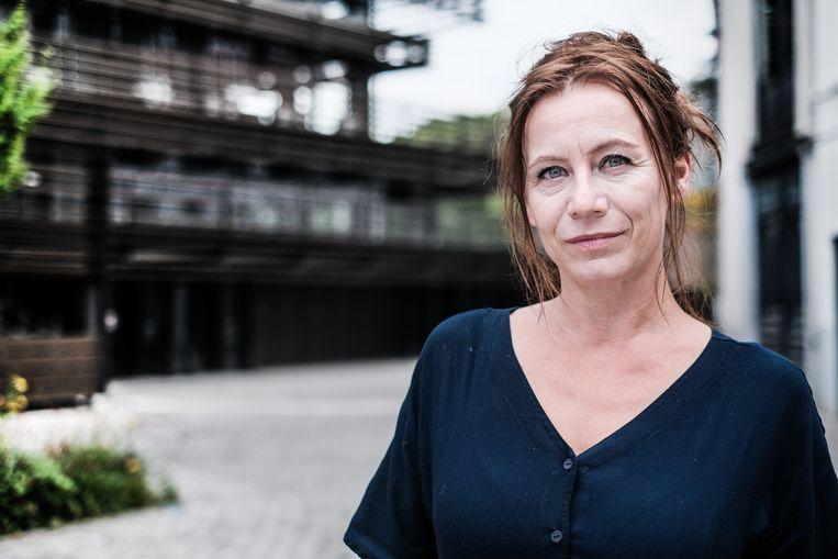 Elise Bundervoet: 'In de woon-zorgcentra zag ik dingen waarvan ik dacht: dit kan niet, dit mag niet gebeuren.' Beeld Bob Van Mol