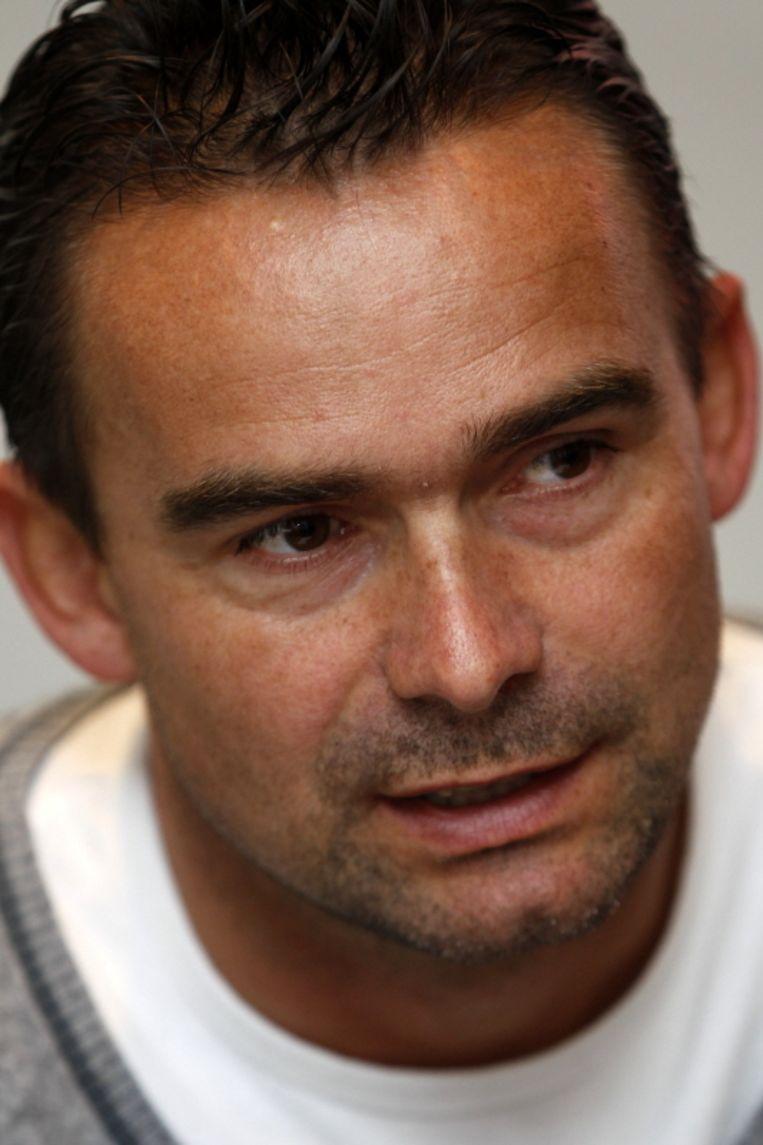 Directeur voetbalzaken Marc Overmars. Beeld PRO SHOTS