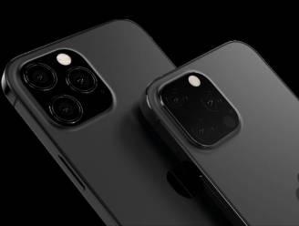 """Details over iPhone 13 gelekt: """"Nieuw model in het matzwart en betere beeldstabilisatie"""""""