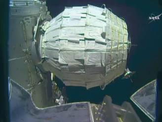 NASA slaagt eindelijk in opblazen ruimtetent 'BEAM'