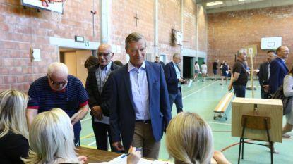 Vijf bureaus geteld: Sauwens plots grote winnaar in Bilzen