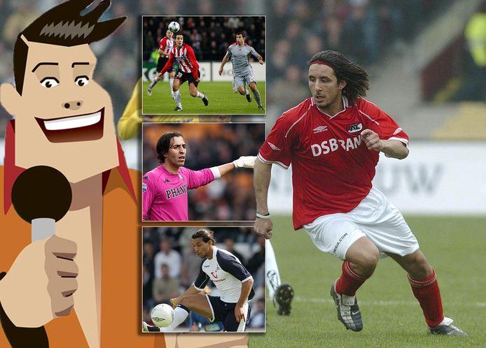 Sportquiz over Marokkaanse voetballers.