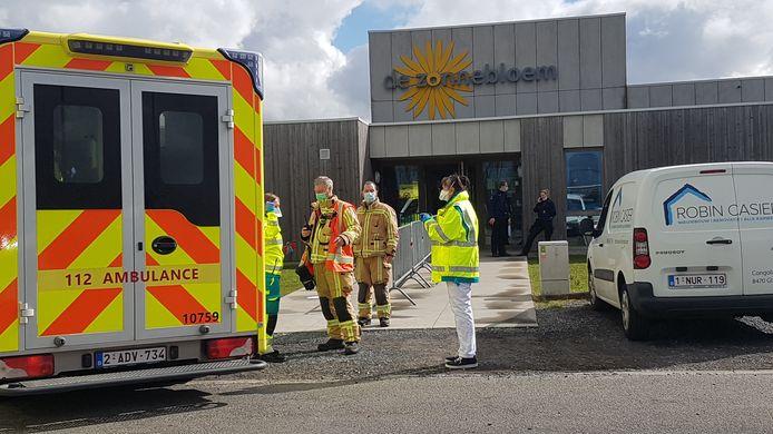 Het medisch rampenplan werd vorige maand even afgekondigd na het vermoeden van CO-intoxicatie in BKO De Zonnebloem in Gistel.