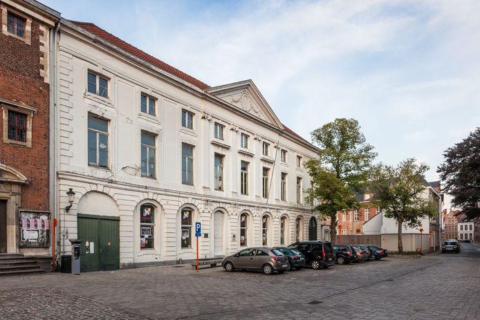 Hôtel van Hamme in Brugge