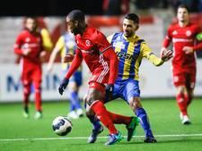 Tom Boere redt een punt voor FC Oss in Almere