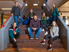 Voor leerlingen voelt het Jeroen Bosch College als één grote familie