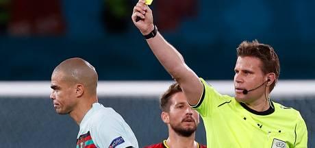 Décrié pour sa prestation lors de Belgique-Portugal, l'arbitre allemand Felix Brych met un terme à sa carrière internationale