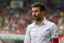 """Luka Elsner verwacht een moeilijke partij tegen Antwerp. """"De nederlaag tegen KV Mechelen op de openingsspeeldag is een nadeel voor ons."""""""