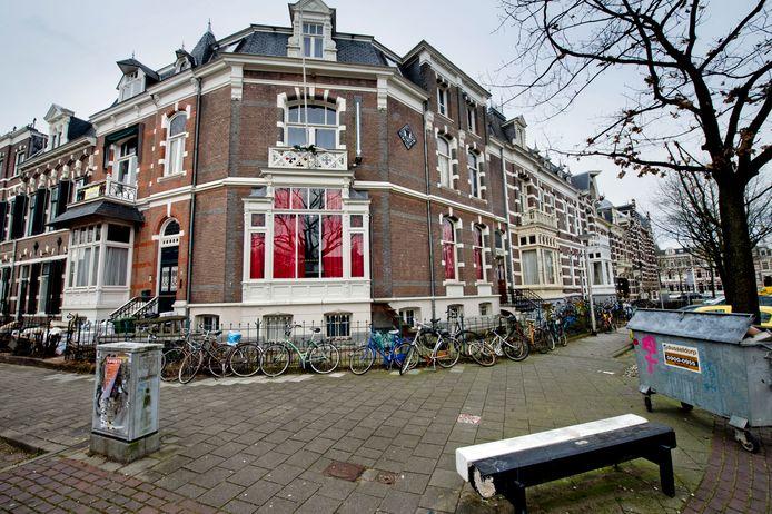 Kamerbewoning in de negentiende-eeuwse schil in Nijmegen.