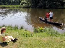 Water bij Ton Smitspark is wel verfrissend, maar niet schoon
