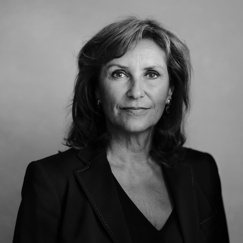 Astrid Joosten  Beeld Frank Ruiter