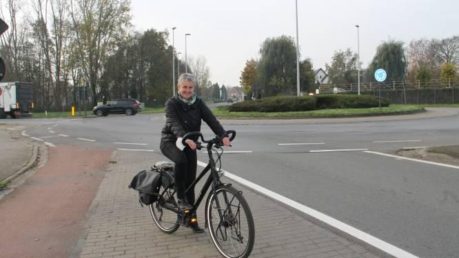 Werken rotonde Meulebekestraat - Ring gaan nieuwe fase in