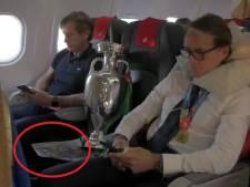Roberto Mancini n'a pas ramené que la Coupe d'Europe en Italie: ce détail a amusé la Toile