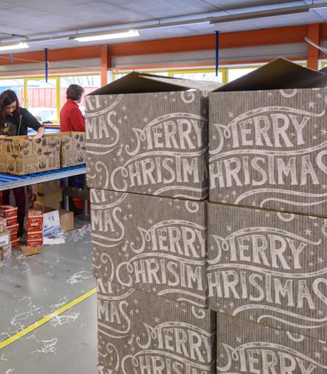Inzameling kerstpakketten voor minima hapert in Boxmeer en Grave