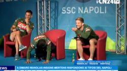 Napoli-coach Ancelotti pakt uit met geweldige prank, dé kans voor Dries Mertens om komisch terug te slaan