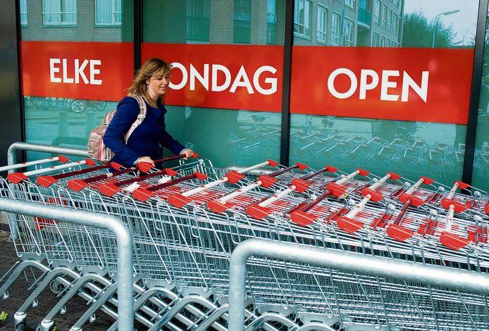 Progressief Molenlanden, de VVD en Doe Mee! willen dat winkeliers en ondernemers zelf mogen bepalen of ze hun winkel op zondag openen.