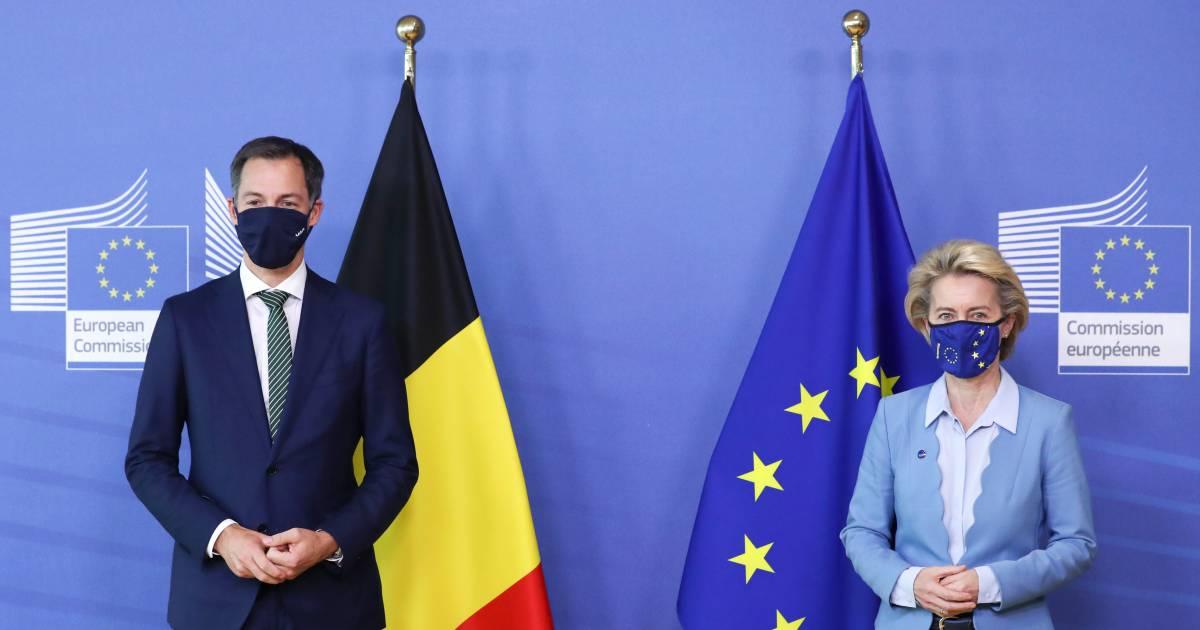 Interdiction de voyager: la Belgique justifie devant l'Europe sa mesure controversée - 7sur7