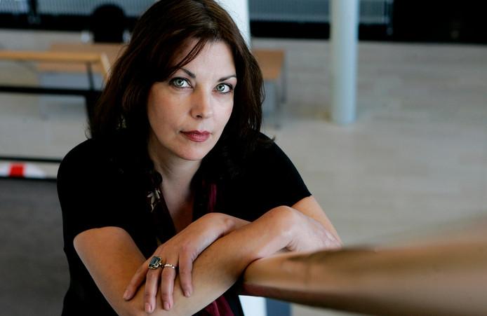 Manon Uphoff, Nederlandse schrijfster.