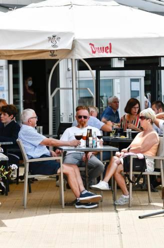 'Horecalogica': dit is waarom uw pintje op een terras straks tot 3,5 euro gaat kosten