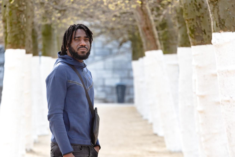 Don Moussa Pandzou: 'Zwarte jongens maken zich klein, voelen zich inferieur'.