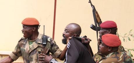 Afrikaanse oorlogmisdadiger 'Rambo' naar Internationaal Strafhof