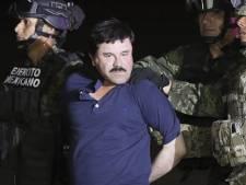 Mexico wil drugsbaron 'El Chapo' uitleveren aan de VS