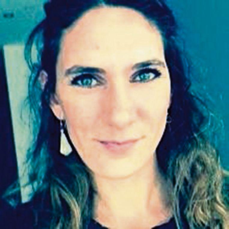 Zorgverlener Annelies Vande Walle: 'Bij hoogopgeleide koppels is het geweld vaak verdoken of psychologisch.' Beeld Humo