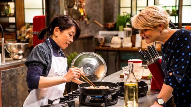Geen opgehitste sfeer in kookshow The Chefs' Line